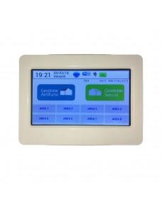 Tastiera Display touch-screen lcd 4,3'' a colori